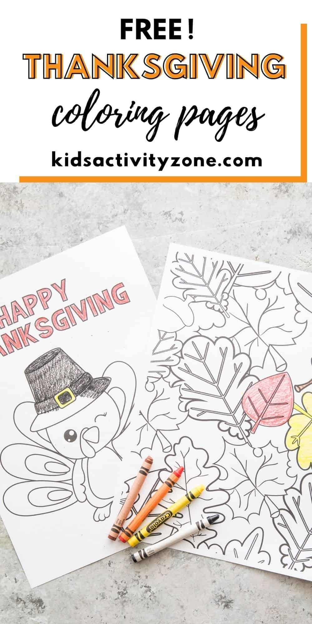 Coloring Pages are so much fun to do for both young and old. These Free Thanksgiving Coloring Pages are perfect for your meals, parties and more. Simply print them out and let everyone color!