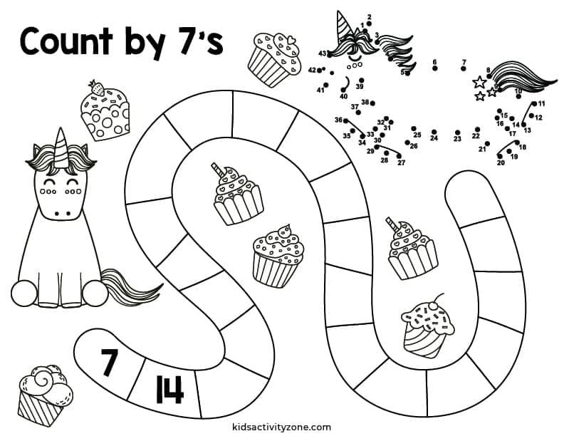 Printables skip counting Skip Counting