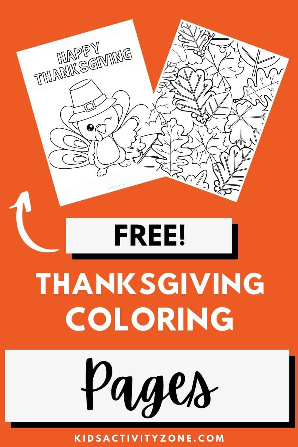 Print off these free Thanksgiving Coloring Pages for your holiday parties! They are great for both young and old.